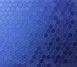 Oracal 975 192 Deep Blue Metallic Honeycomb  Wrap Folie