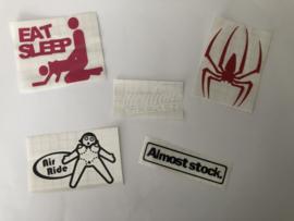 Sticker Set 5st. | Set 4