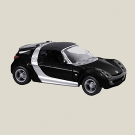 Smart Roadster Coupe 1:55 Schaalmodel