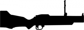 M79 Thumper sticker