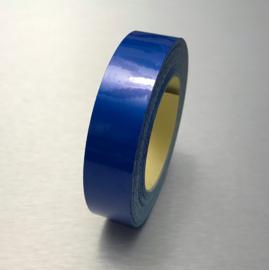 Reflecterende Contour Tape Blauw 2 cm | ( st/m )