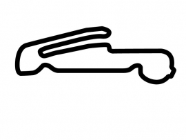 Leipzig Grober Course Circuit Sticker