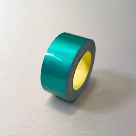 Reflecterende Contour Tape Groen | 5 Meter
