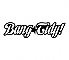 Bang Tidy ! Sticker