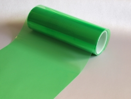 Sample Groene Tint folie