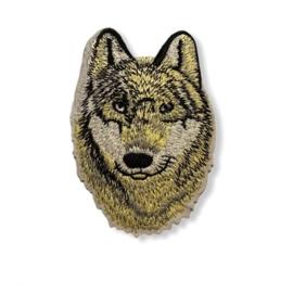 Wolf Strijk Patch