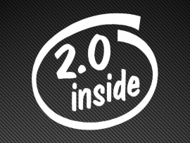 2.0 Inside sticker