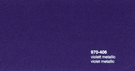 Oracal 970RA 406  Wrap Folie  Glans Violet Metallic