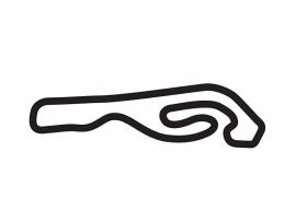 Anneau Du Rhin Competition 3 Circuit Sticker