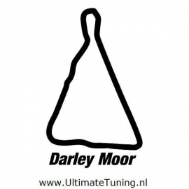 Darley Moor Circuit sticker