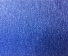 Oracal 975 192 Brushed Deep Blue Metallic  Wrap Folie