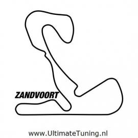 Circuit Zandvoort sticker