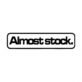 Almost Stock sticker