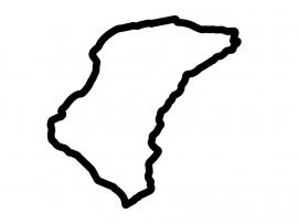 Isle of Man TT Circuit Sticker