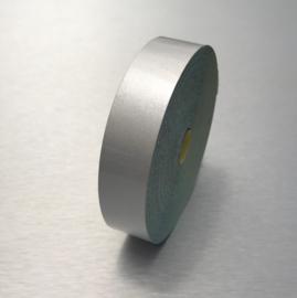 Reflecterende Contour Tape Wit / Zilver 2 cm | ( st/m )