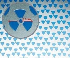 Racegaas Radioactief Motief  + Gril Logo