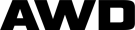 AWD Motief 7 Sticker