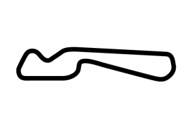 Arizona Motorsports Park West Track Circuit Sticker