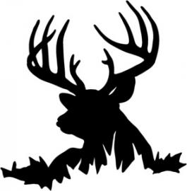Hert Motief 1 sticker
