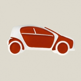 Smart Forfour  Pin