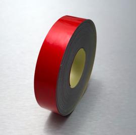Reflecterende Contour Tape Rood 2 cm | ( st/m )