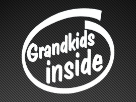 Grandkids Inside sticker