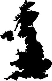 Verenigd Koninkrijk sticker