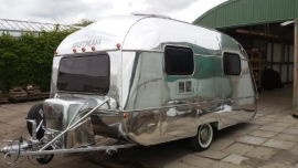 Airstream Chroom Project
