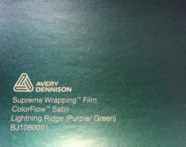 Avery SWF Wrap ColorFlow Satin Lightning Ridge ( Purple/Green)
