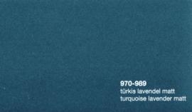 Oracal 970RA 989M Turquoise Lavender Mat Wrap Folie