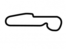 Leipzig B Course Circuit Sticker