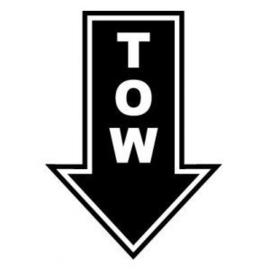 TOW Motief 7 sticker