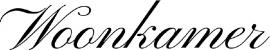 Woonkamer Sticker