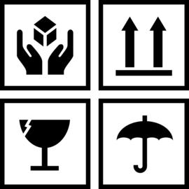 Ontvangst goederen / Transportschade