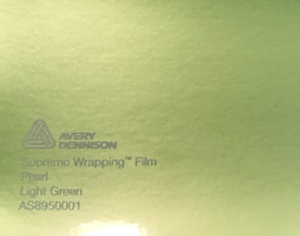Avery SWF Wrap Pearl Light Green