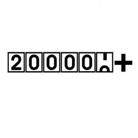 200000+ sticker