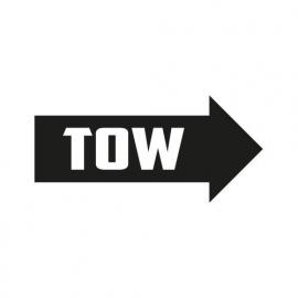 TOW Motief 4 sticker