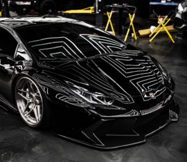 3M™ 2080 Wrap Glans Black G12