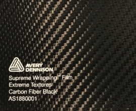 Avery SWF Wrap Carbon Zwart