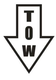TOW Motief 6 sticker
