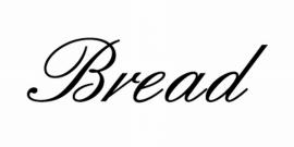 Bread Motief 1 Sticker