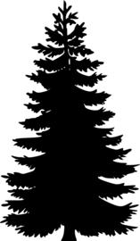 Kerstboom Motief 4