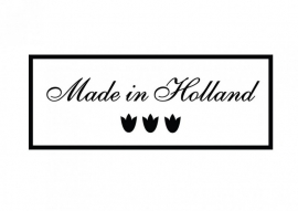 Made in Holland Sticker