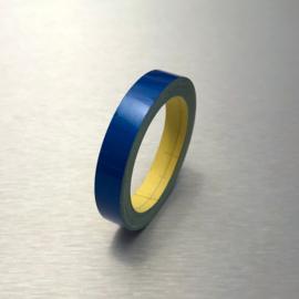 Reflecterende Contour Tape Blauw 1 cm |  5 Meter