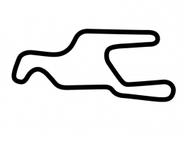 Artic Circle Raceway Circuit Sticker