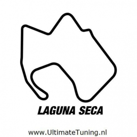 Laguna Seca Circuit sticker