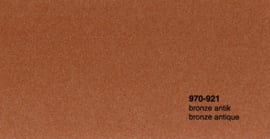 Oracal 970RA 921  Wrap Folie  Glans Bronze Antiek Metallic