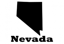 Nevada State sticker
