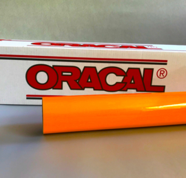 Oracal Goud / Oranje Tint Folie
