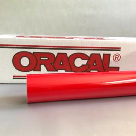 Oracal Licht Rood  Tint Folie